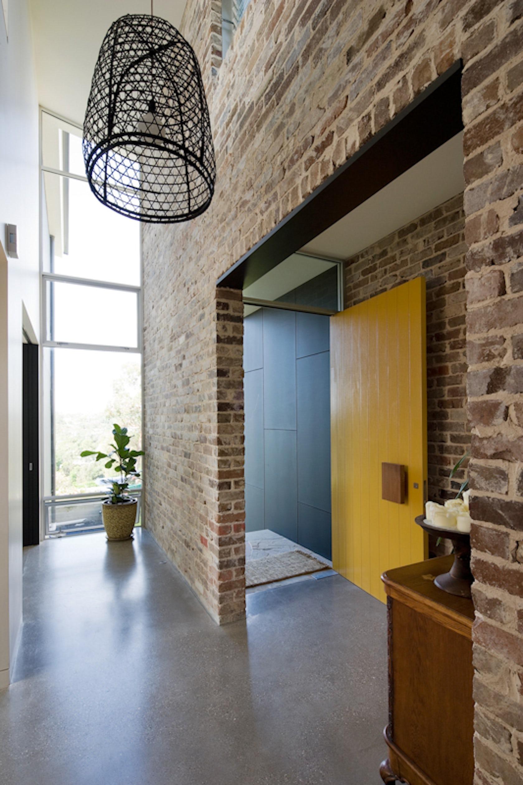 Bradley House Architizer