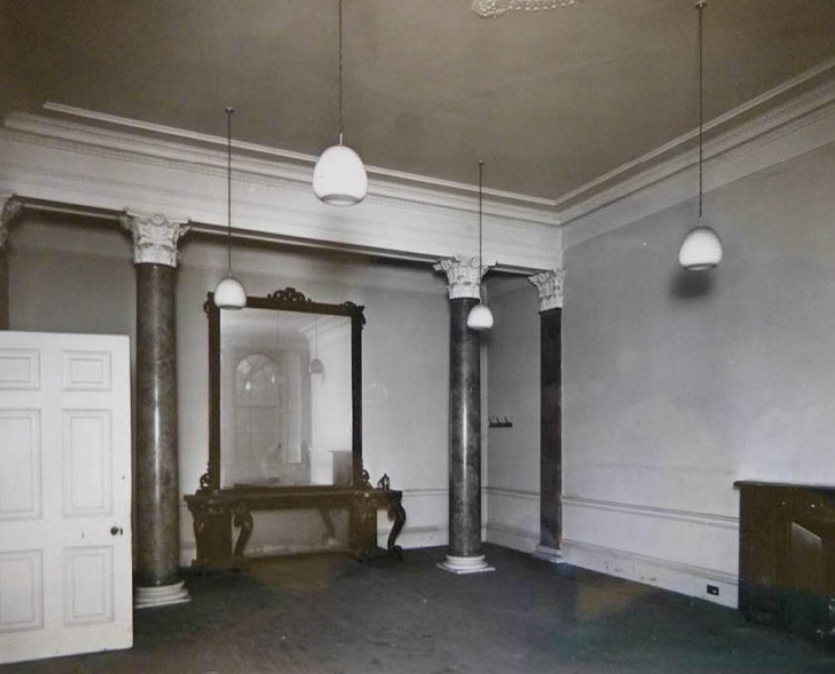 german embassy residence refurbishment architizer. Black Bedroom Furniture Sets. Home Design Ideas