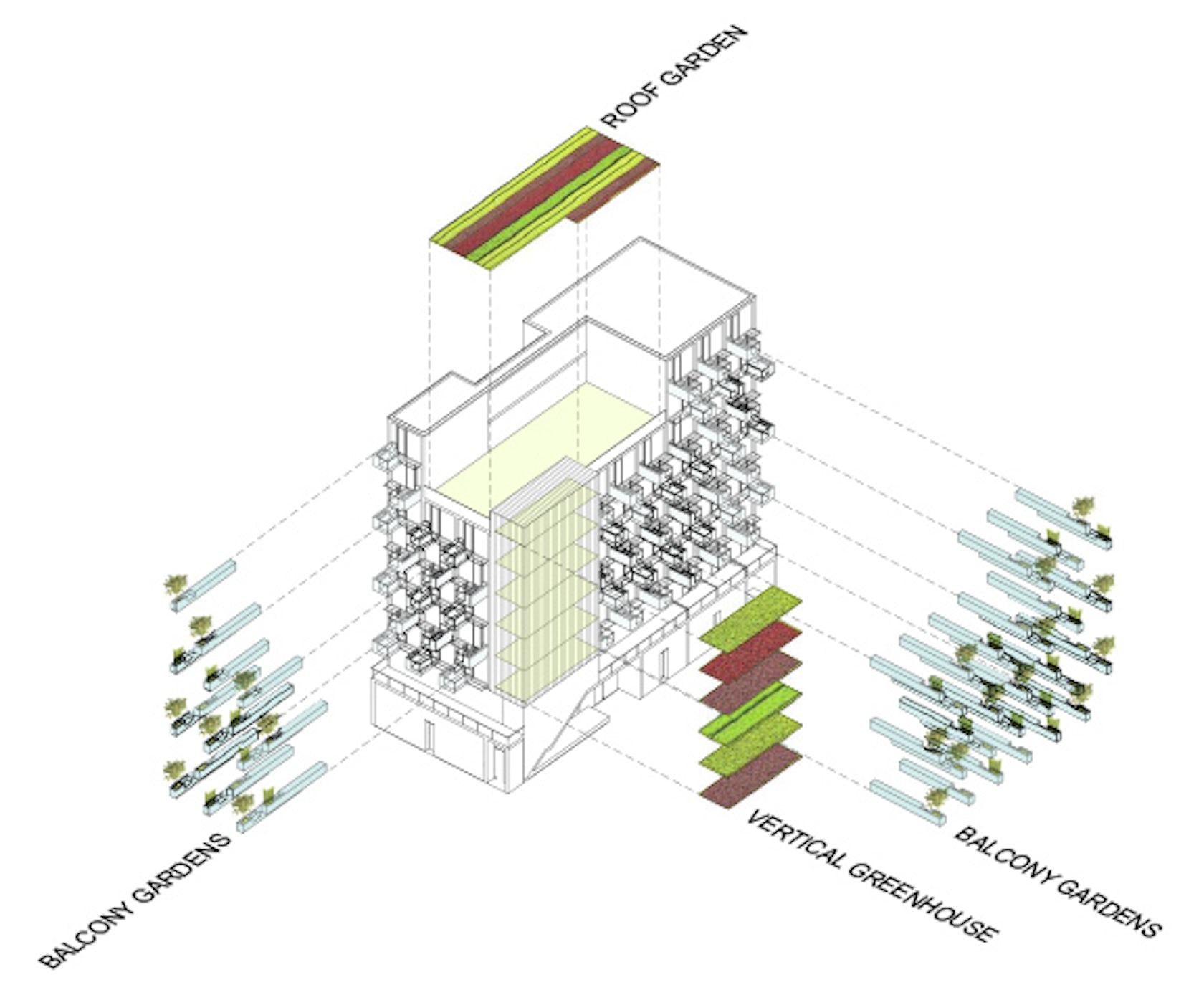 Microgreens adapt housing ny architizer for Milo motors north syracuse