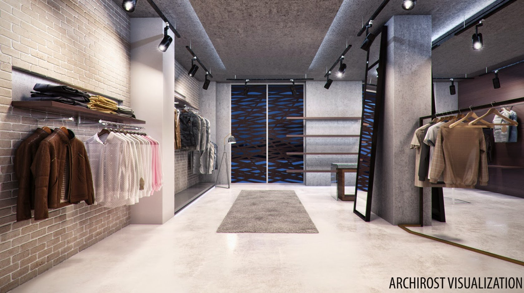 Archirost architizer - Small retail space collection ...
