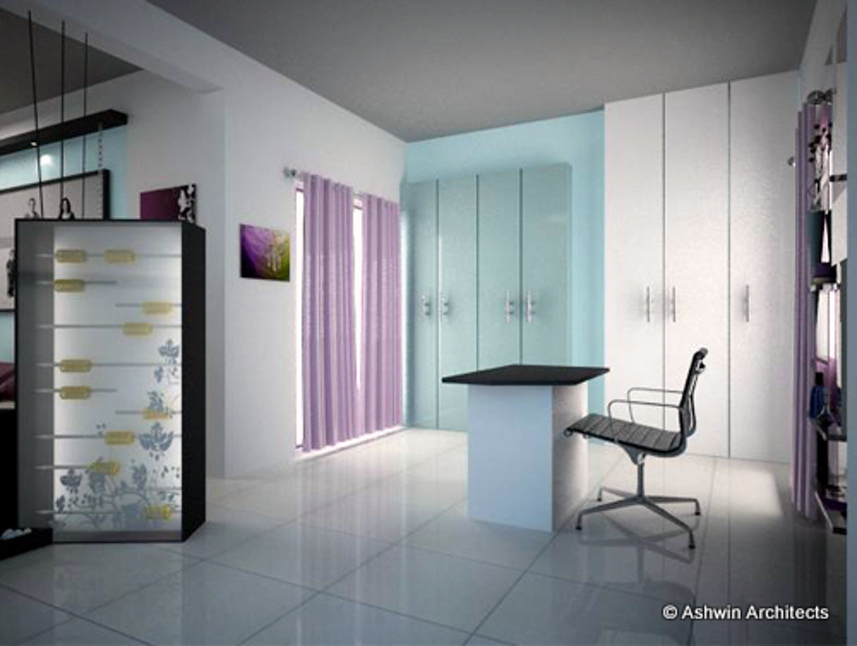 Ashwin architects architizer - Apartment interiors in bangalore ...