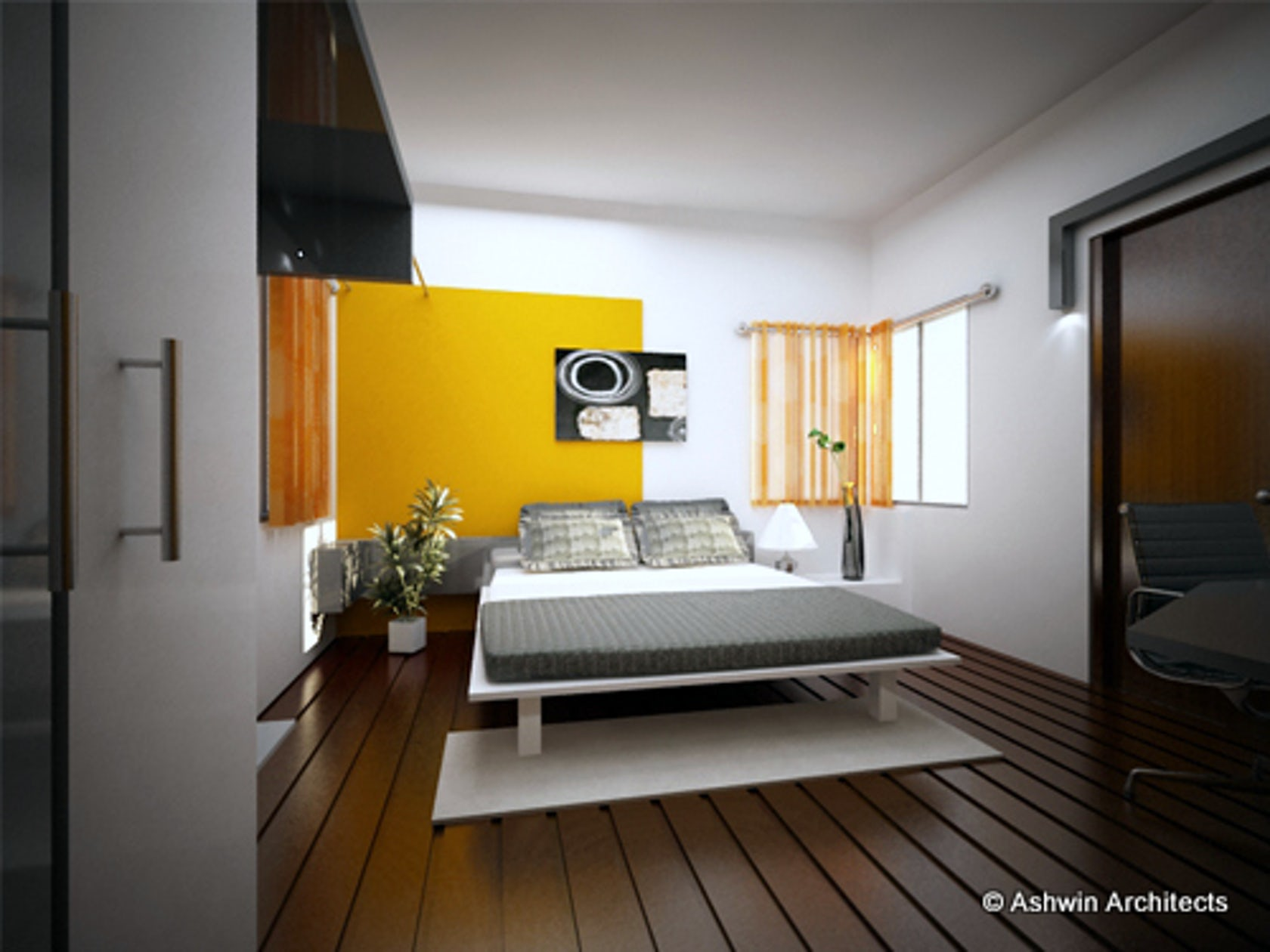 Home interior design in bangalore jyothi s 4 bhk for Best interior designs for 3 bhk flats