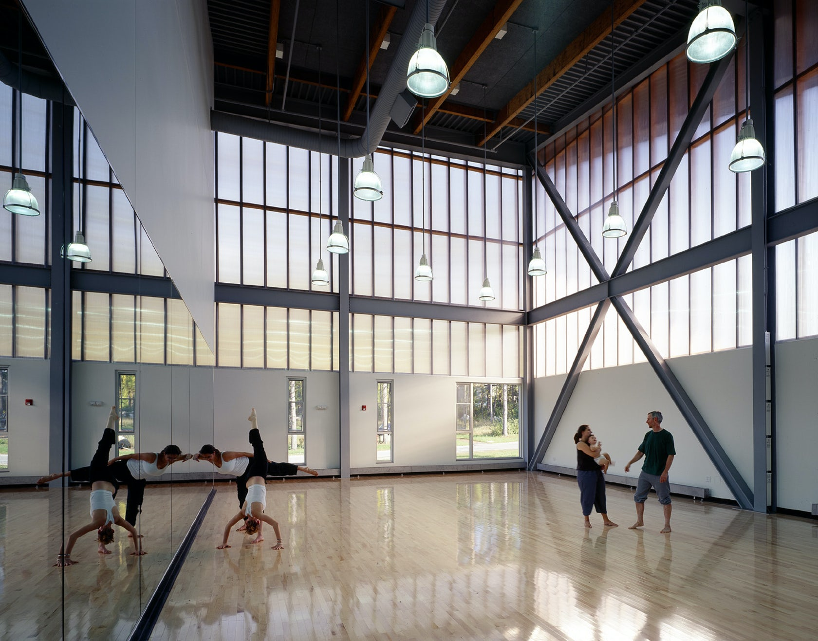 Bard college at simon 39 s rock daniel arts center architizer for Porte arts and dance studio