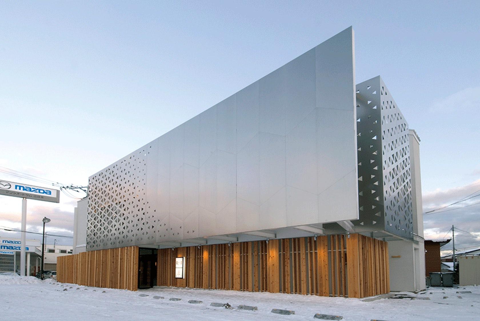 Ichii Renovation Architizer