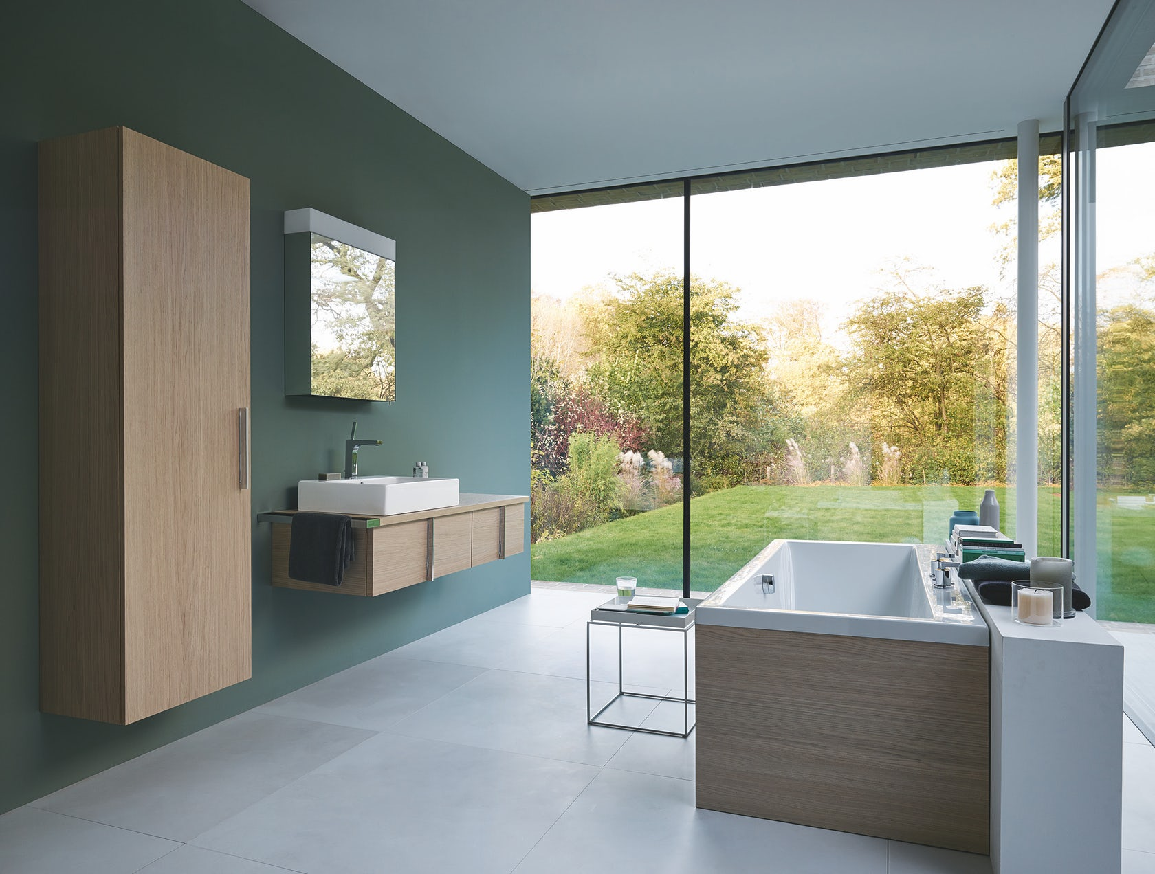 Your Bluetooth Synced Designer Bathroom Is Here