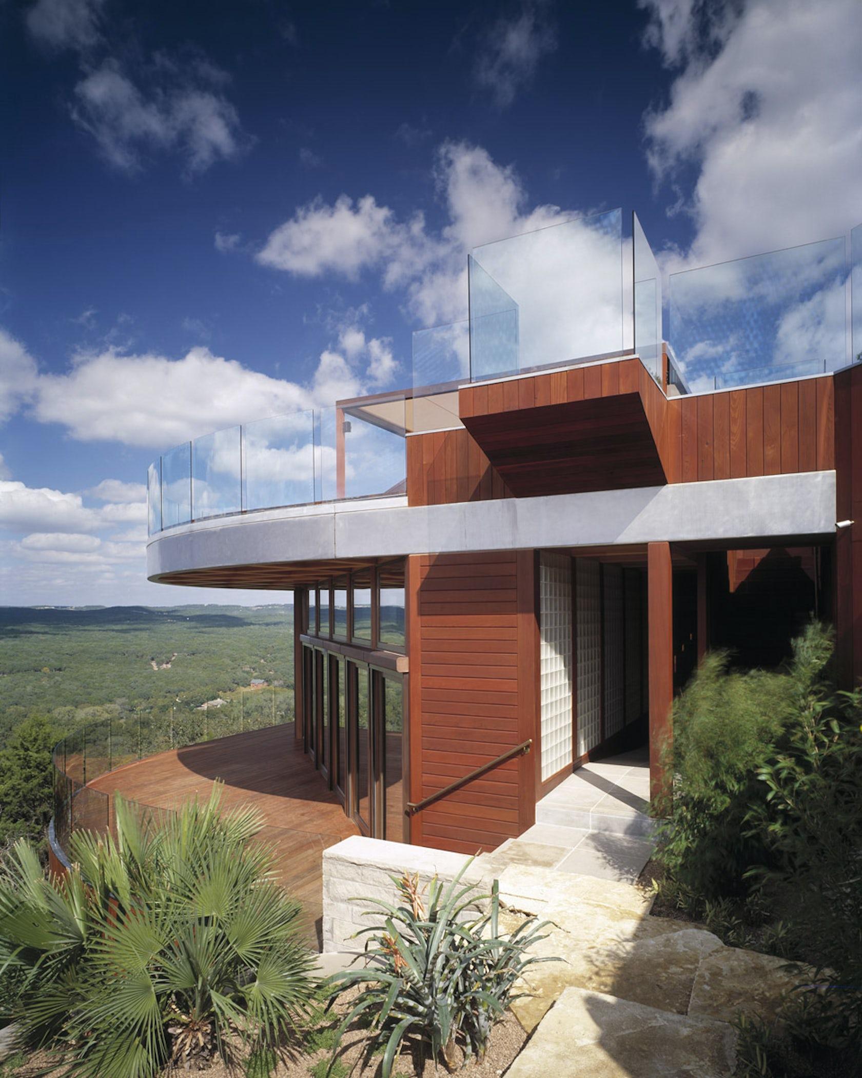 Deck House Architizer