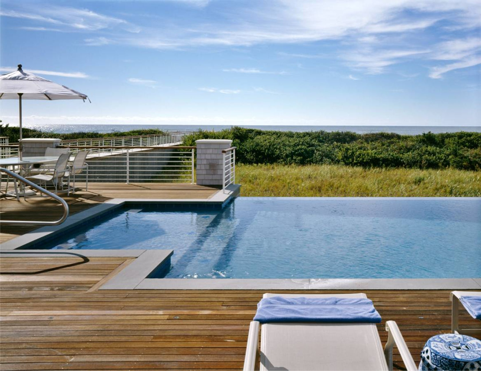 Above the dunes architizer - Residence secondaire austin patterson disston ...