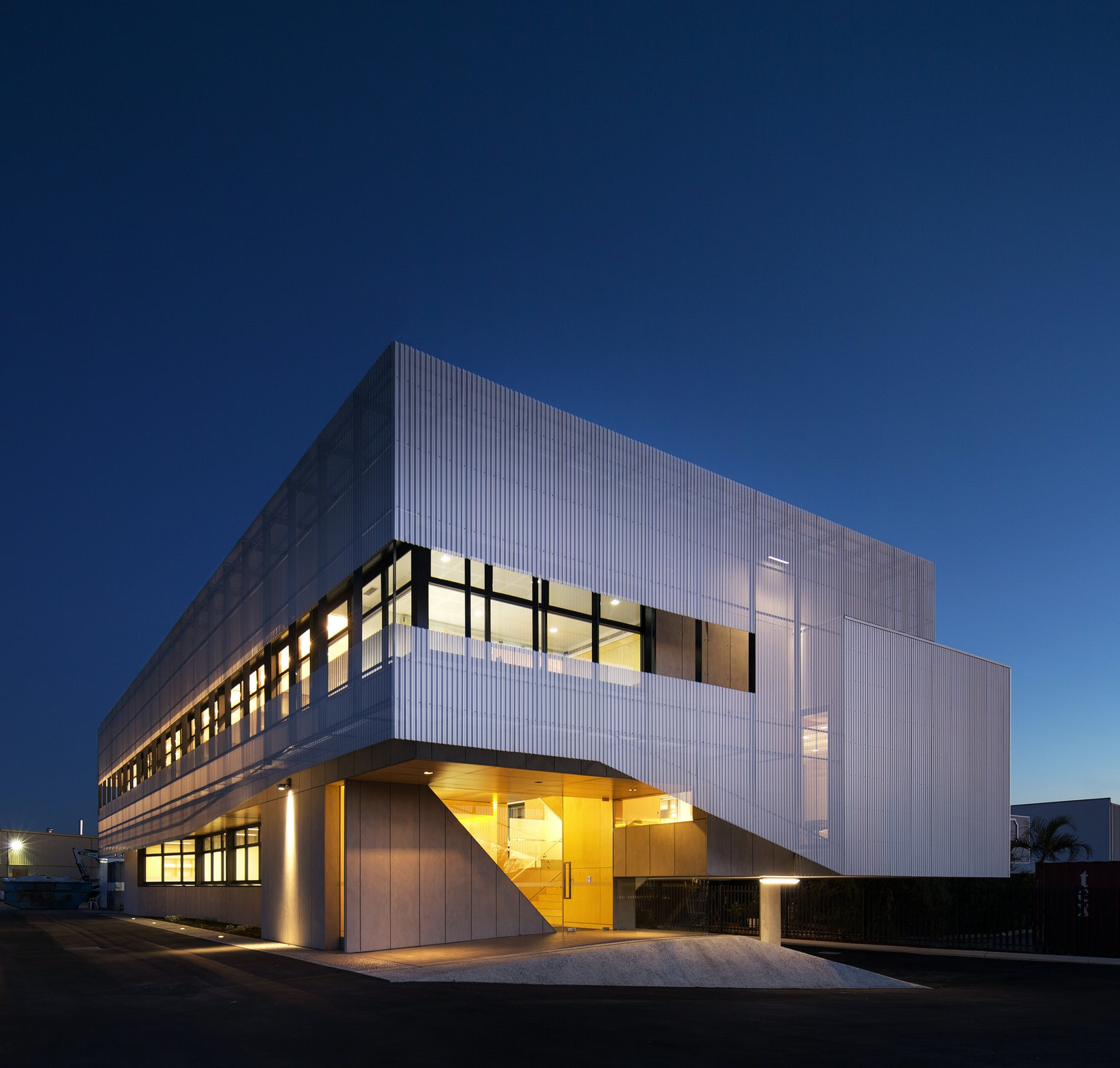 sanwell office building architizer On architecture industrielle