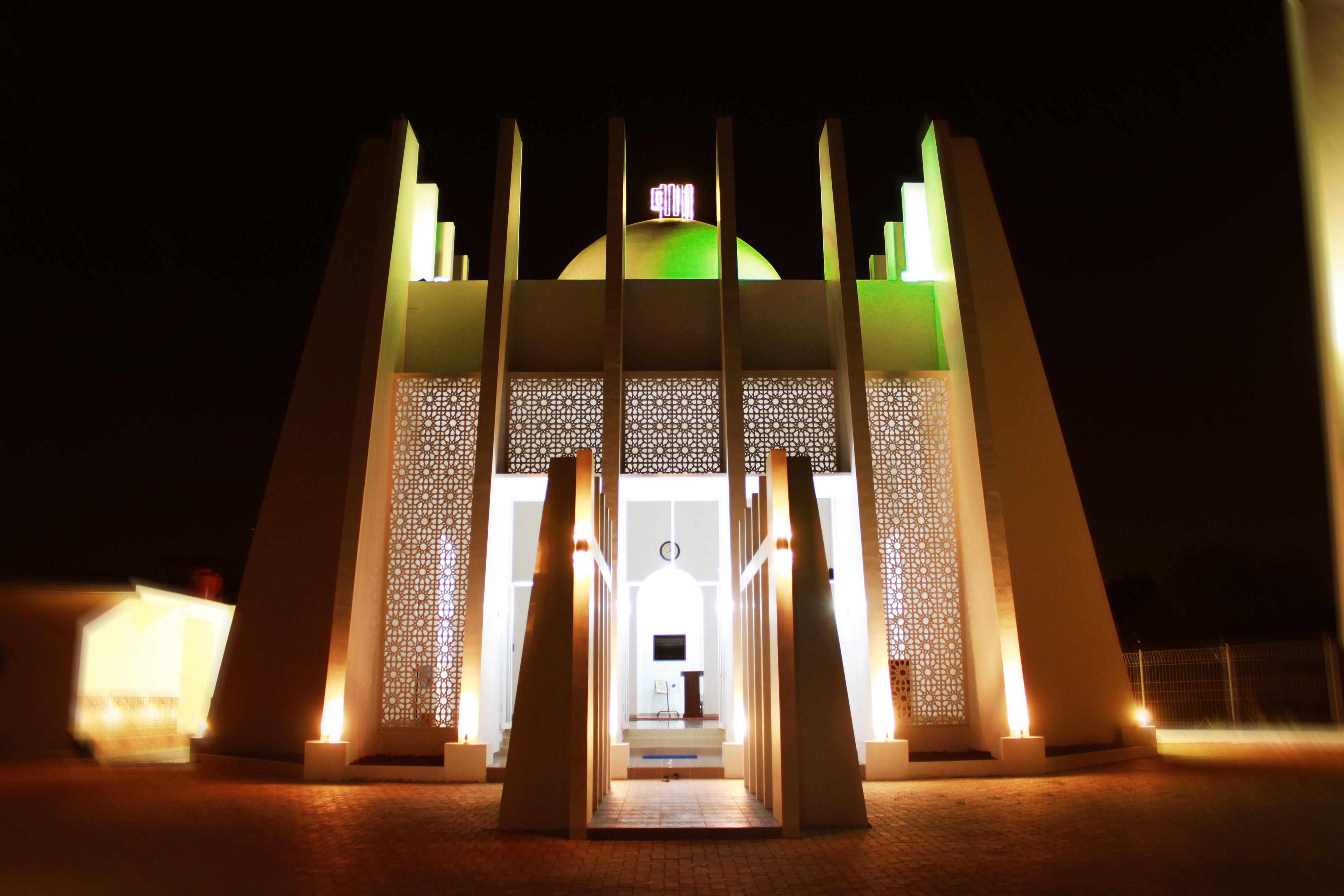 Masjid Permata Qalbu | architizer