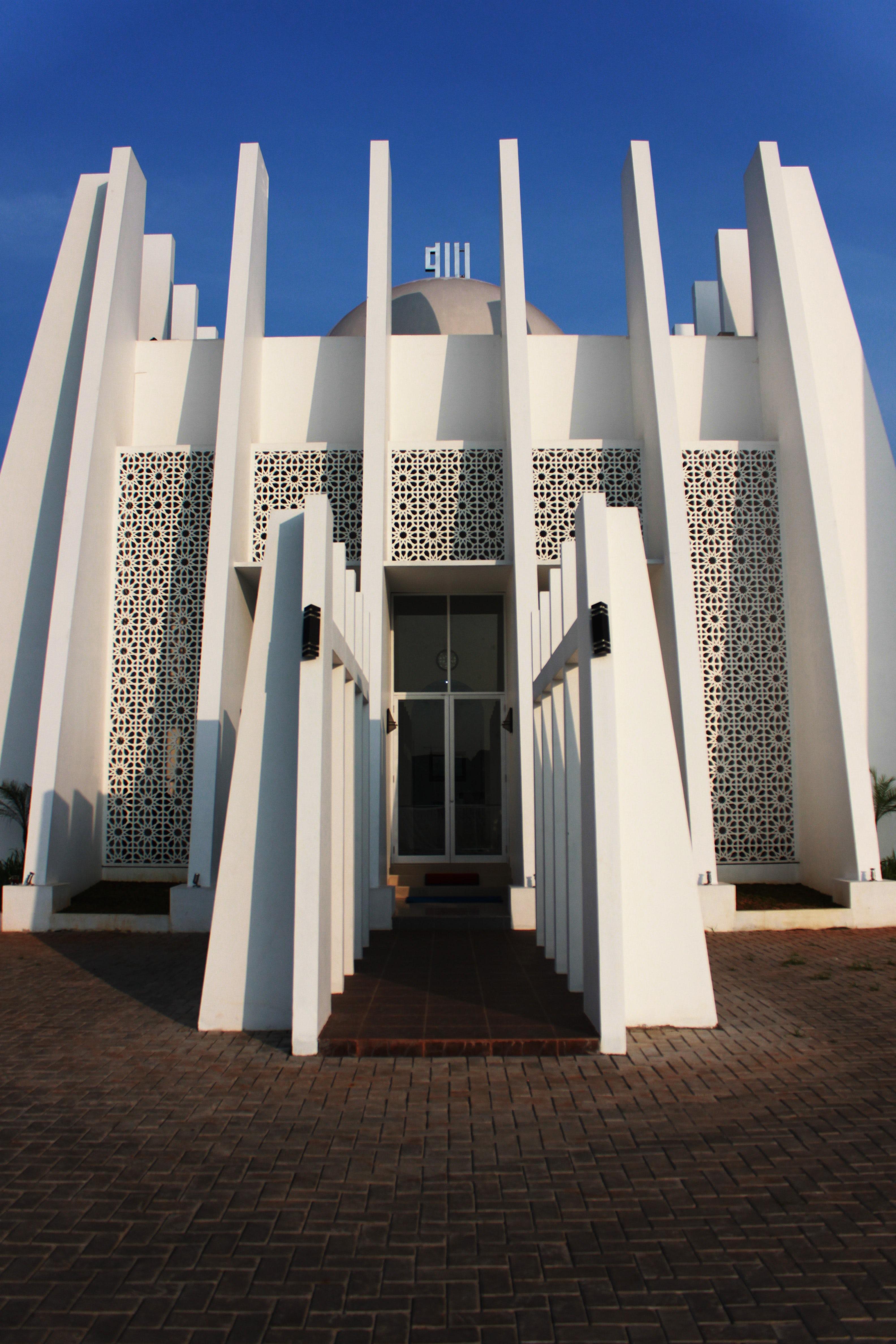 Radical Façades: 7 Modern Buildings Hidden Behind Decorative Screens