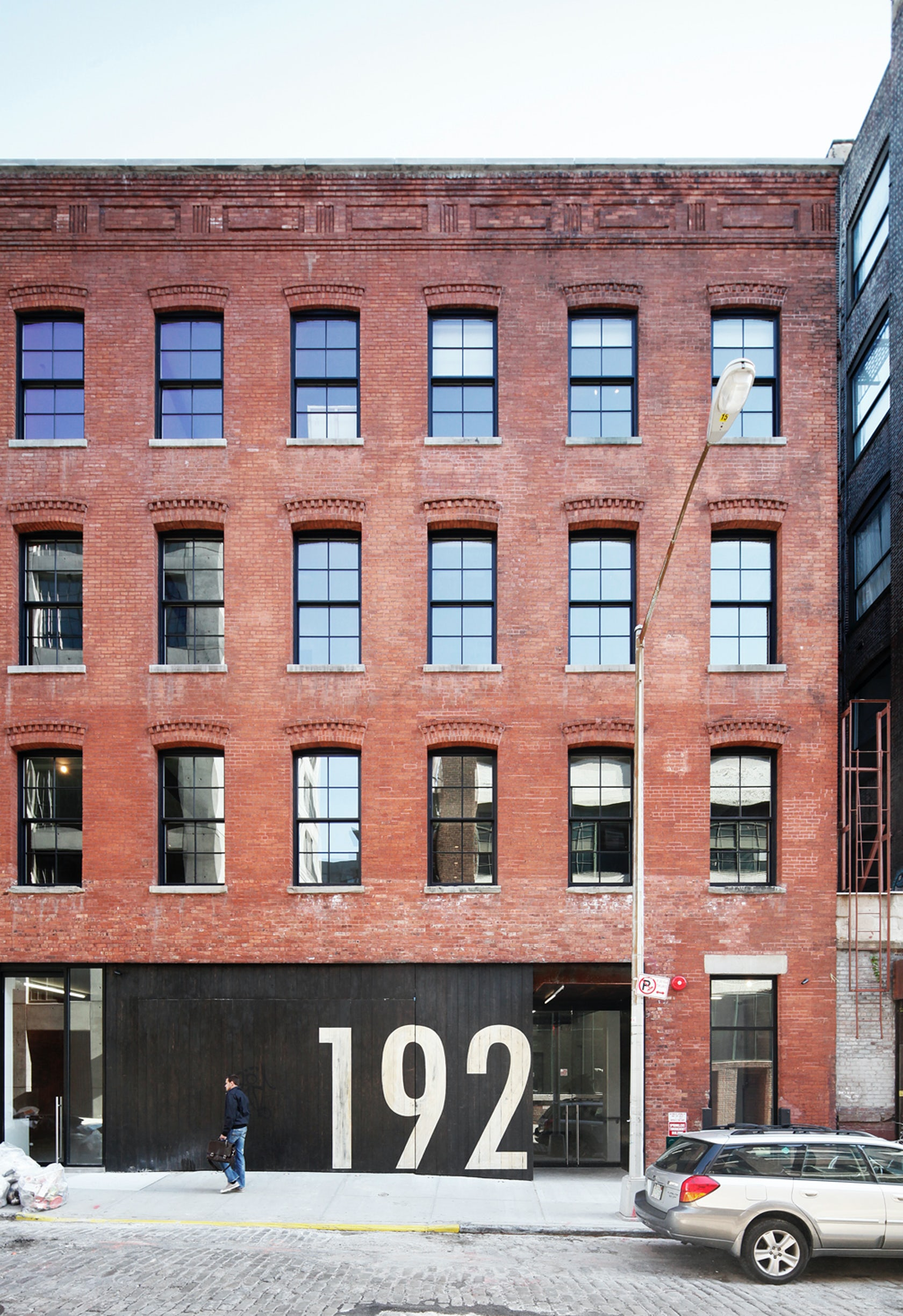 192 water street architizer for Milo motors north syracuse