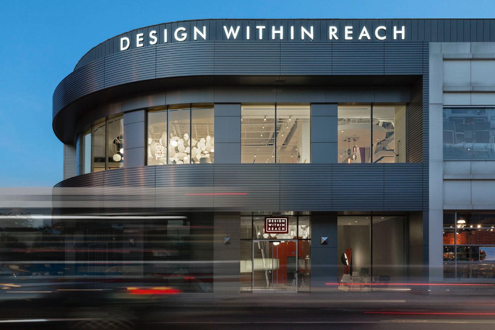 Design Within Reach Chicago Architizer