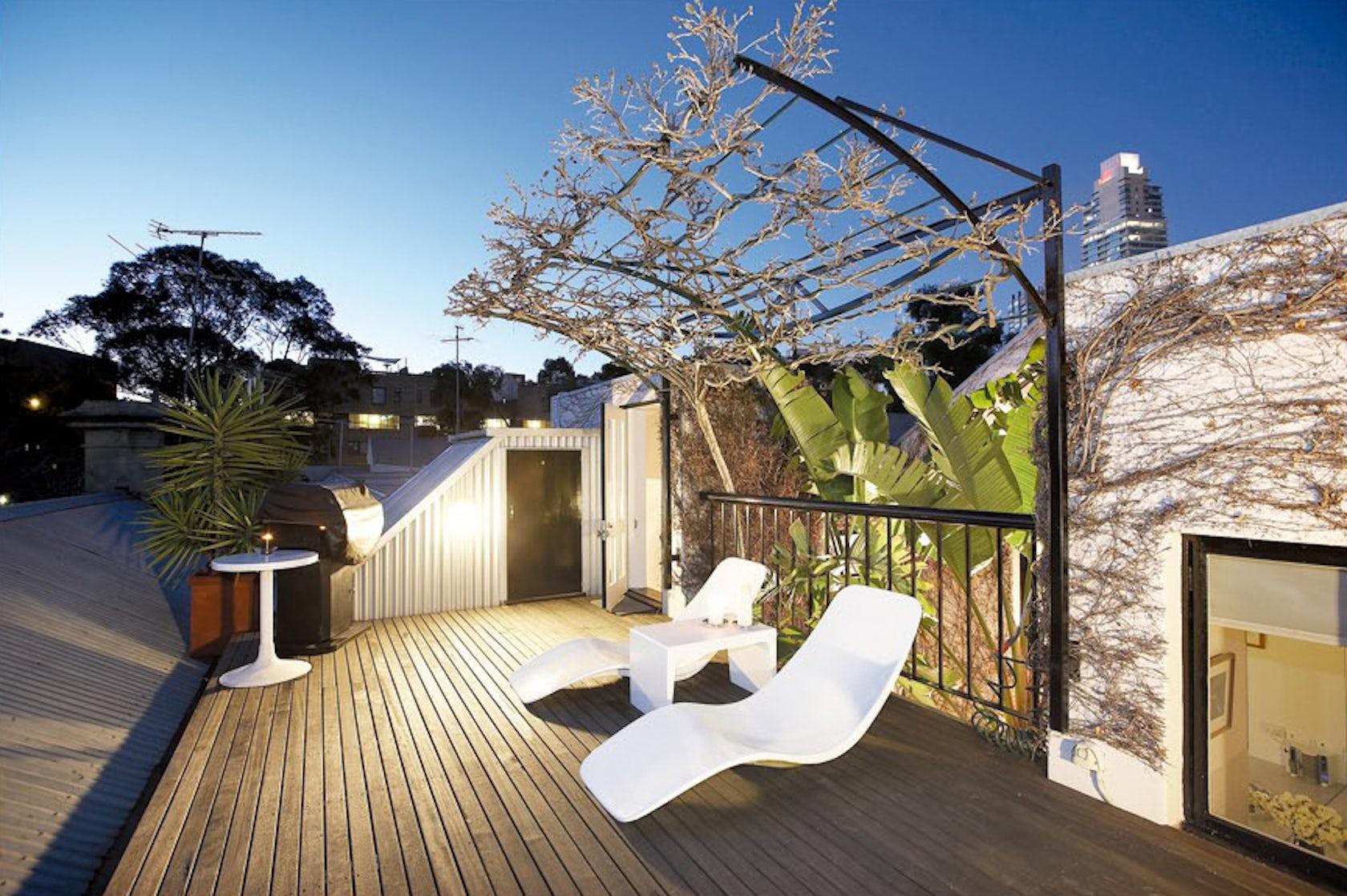 Bruce allen architect pty ltd architizer for Architecture design studio pty ltd