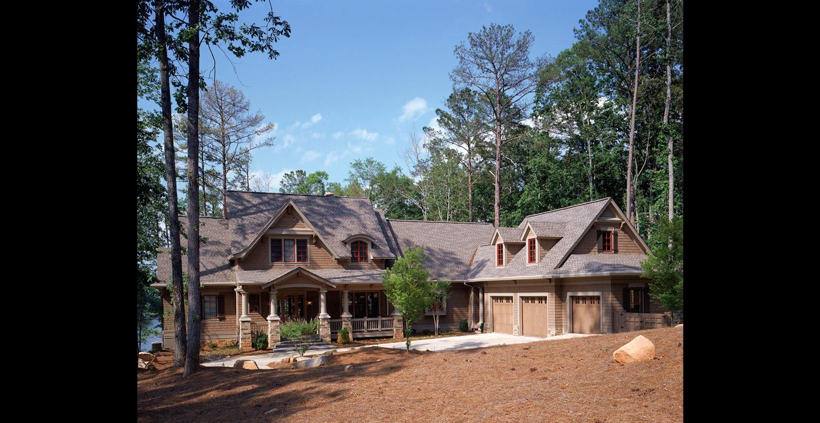 Jackson S Ridge Reynolds Plantation Ga Architizer
