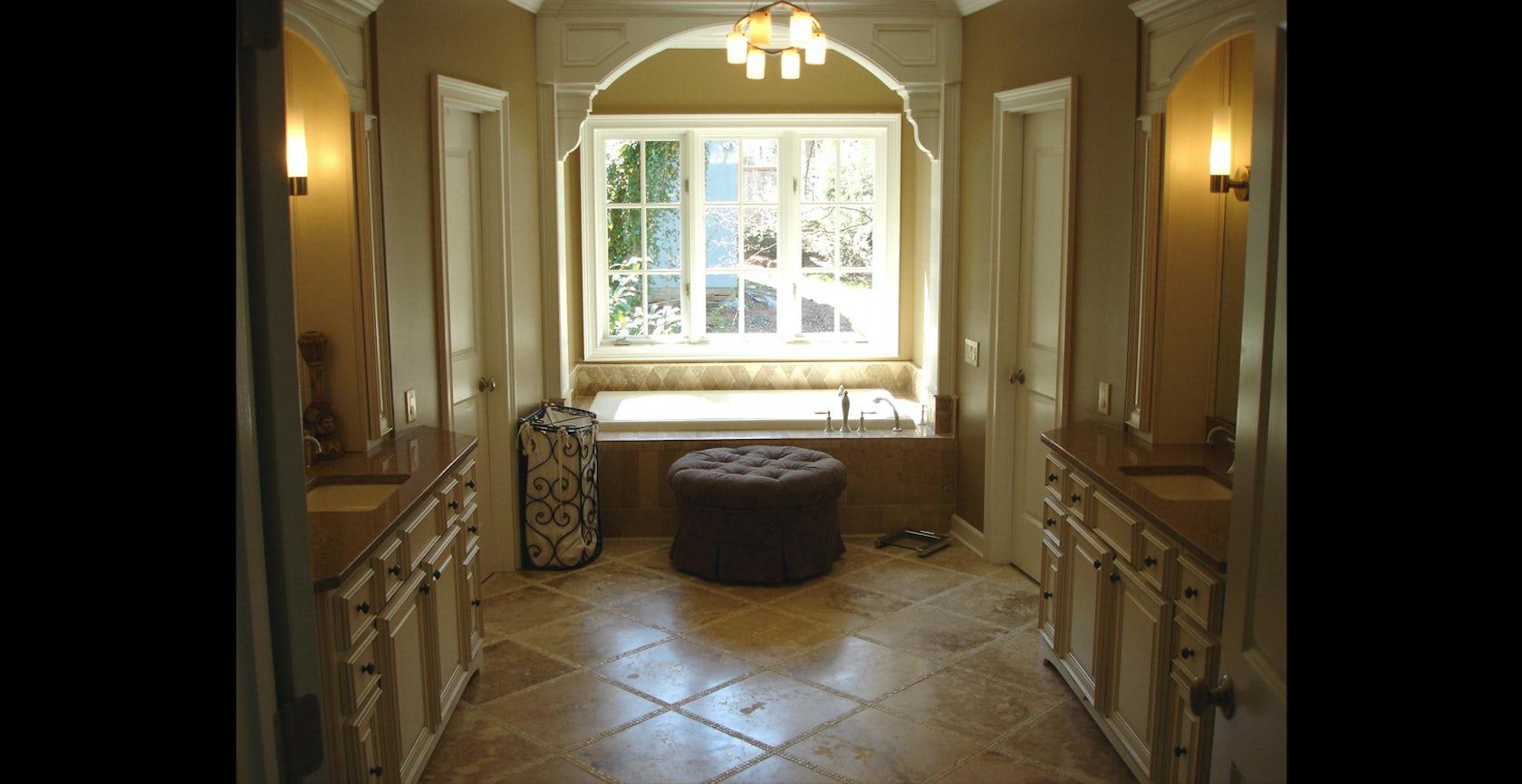 Northside drive atlanta ga architizer for Atlanta custom home builders