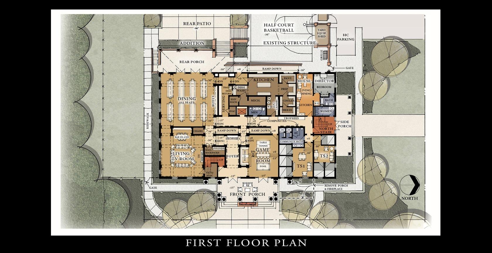 Sigma Nu Fraternity At University Of Florida Architizer