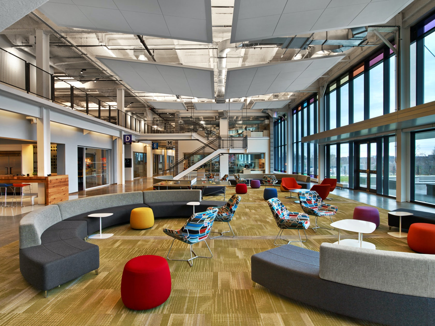 Nbc sports group architizer for Interior design agency new york
