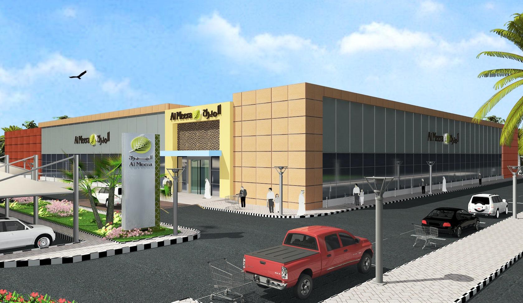 Nespak qatar architizer for Architecture firms in qatar