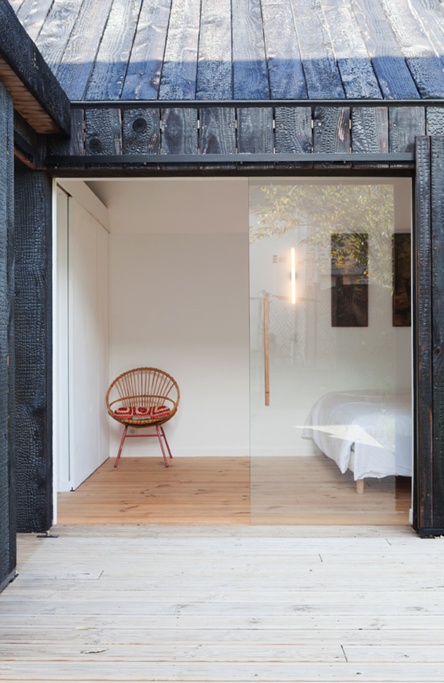 maison en bois br l ambon architizer. Black Bedroom Furniture Sets. Home Design Ideas