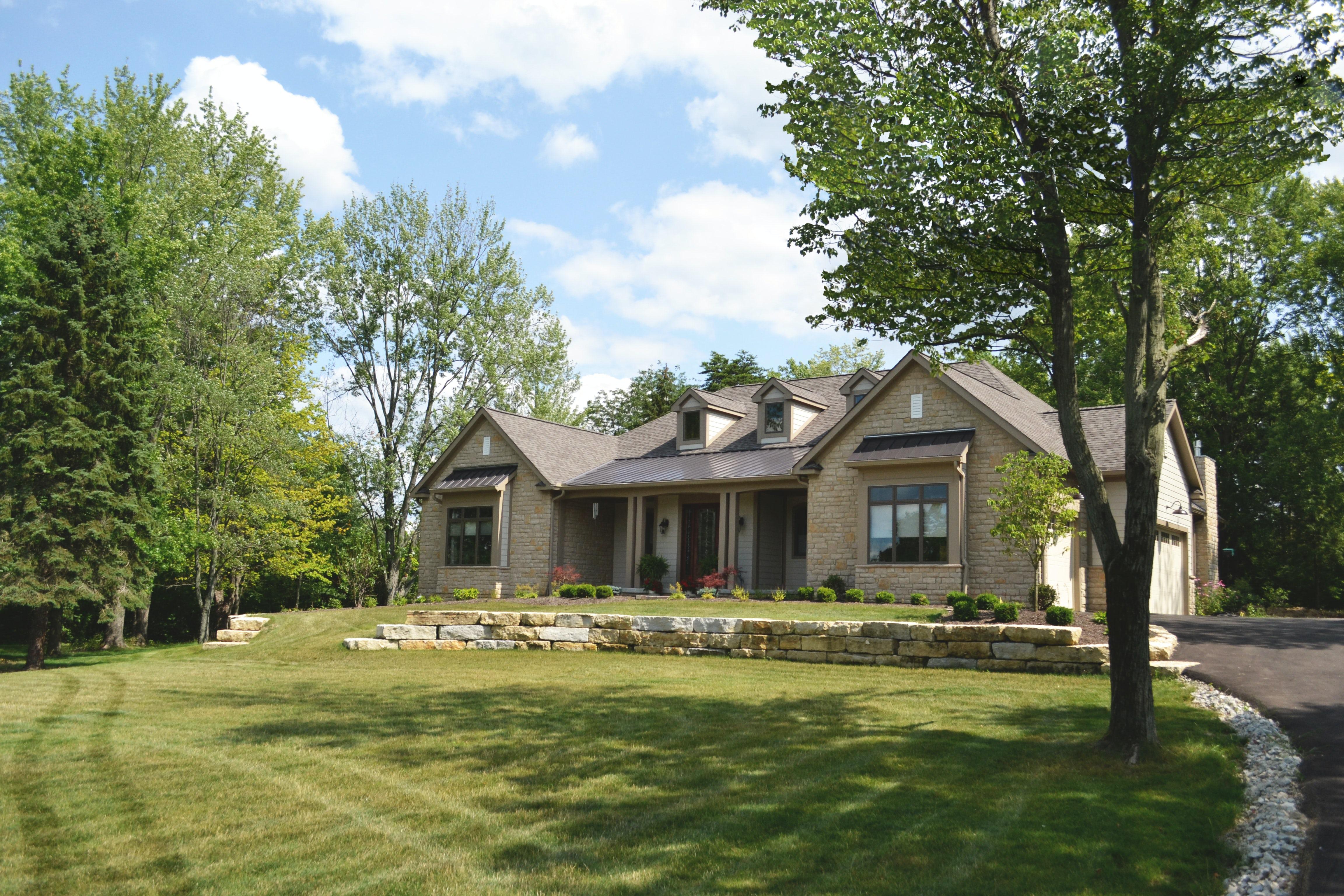 Residential Architect Dublin Ohio Home Design