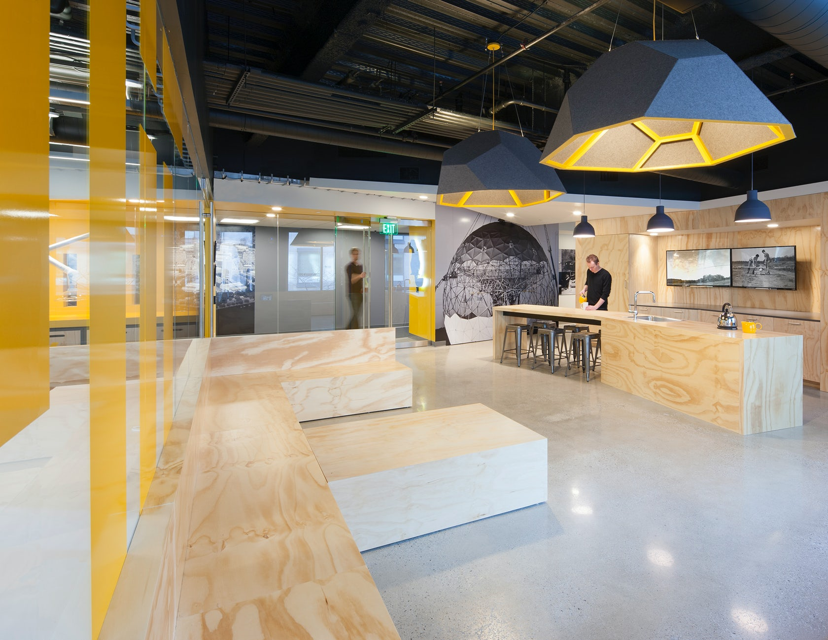 MIT Beaver Works by Merge Architects