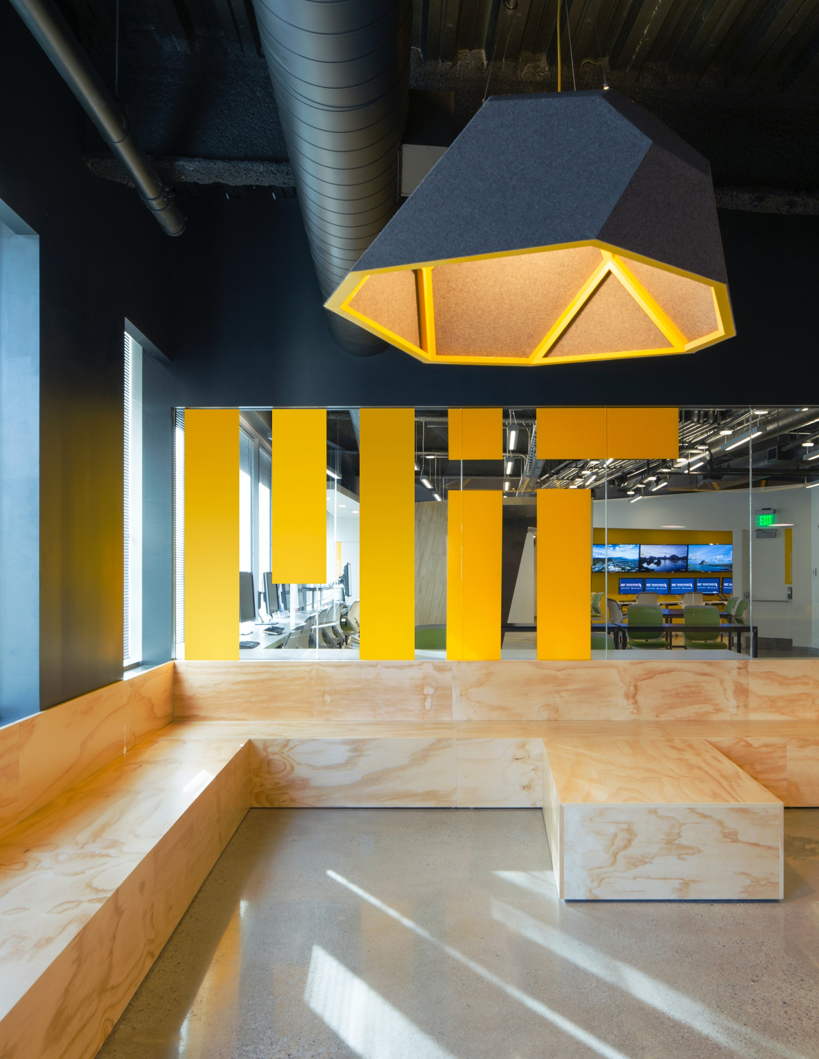 Mit beaver works architizer for Office design works
