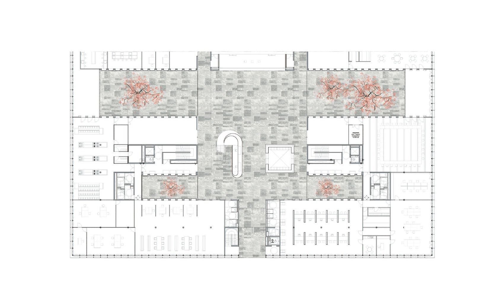 Chambre des m tiers et de l artisanat architizer - Chambre des metiers et de l artisanat lille ...