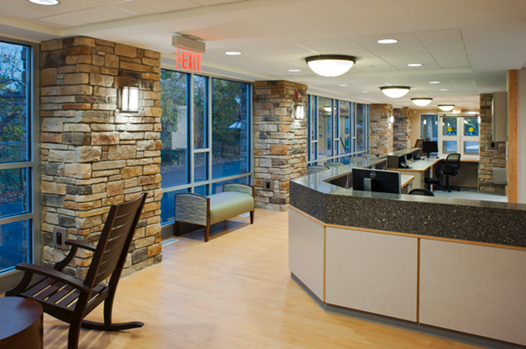 Pocono Ambulatory Surgery Center Architizer