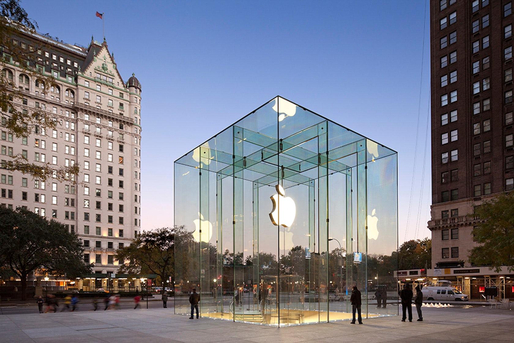 Sixth Avenue New York City New Building