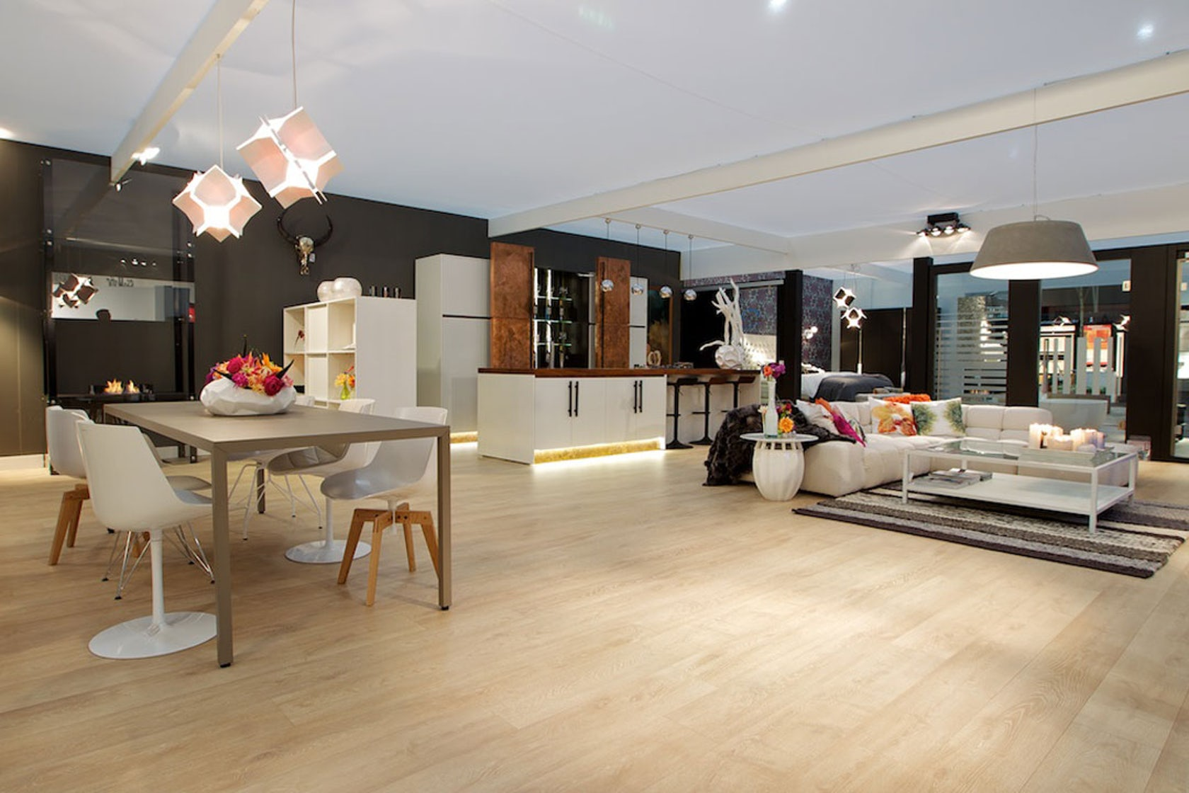 The house of futurescapes architizer for Interieur beurs