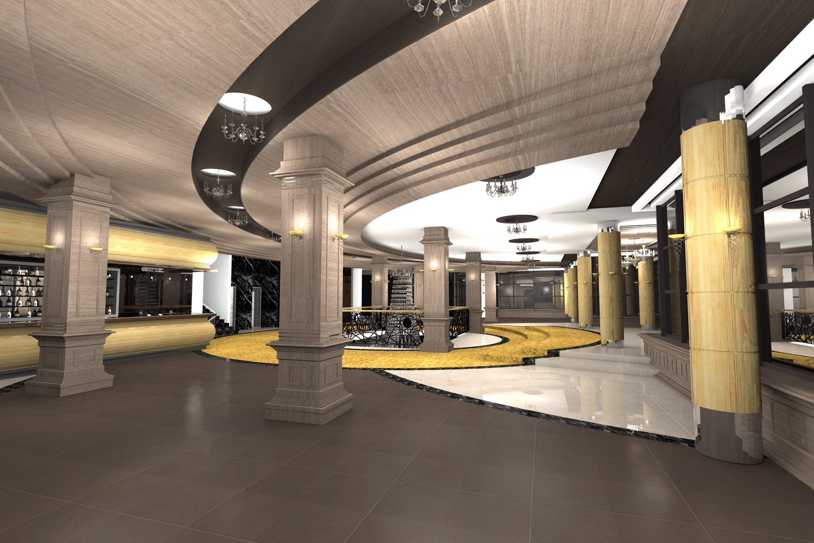 Restaurant interior design architizer