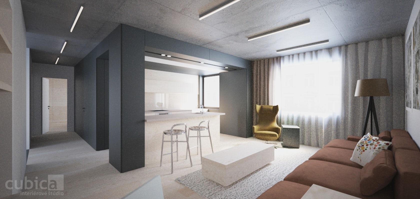 Apartment interior design in vienna architizer for Interior design wien