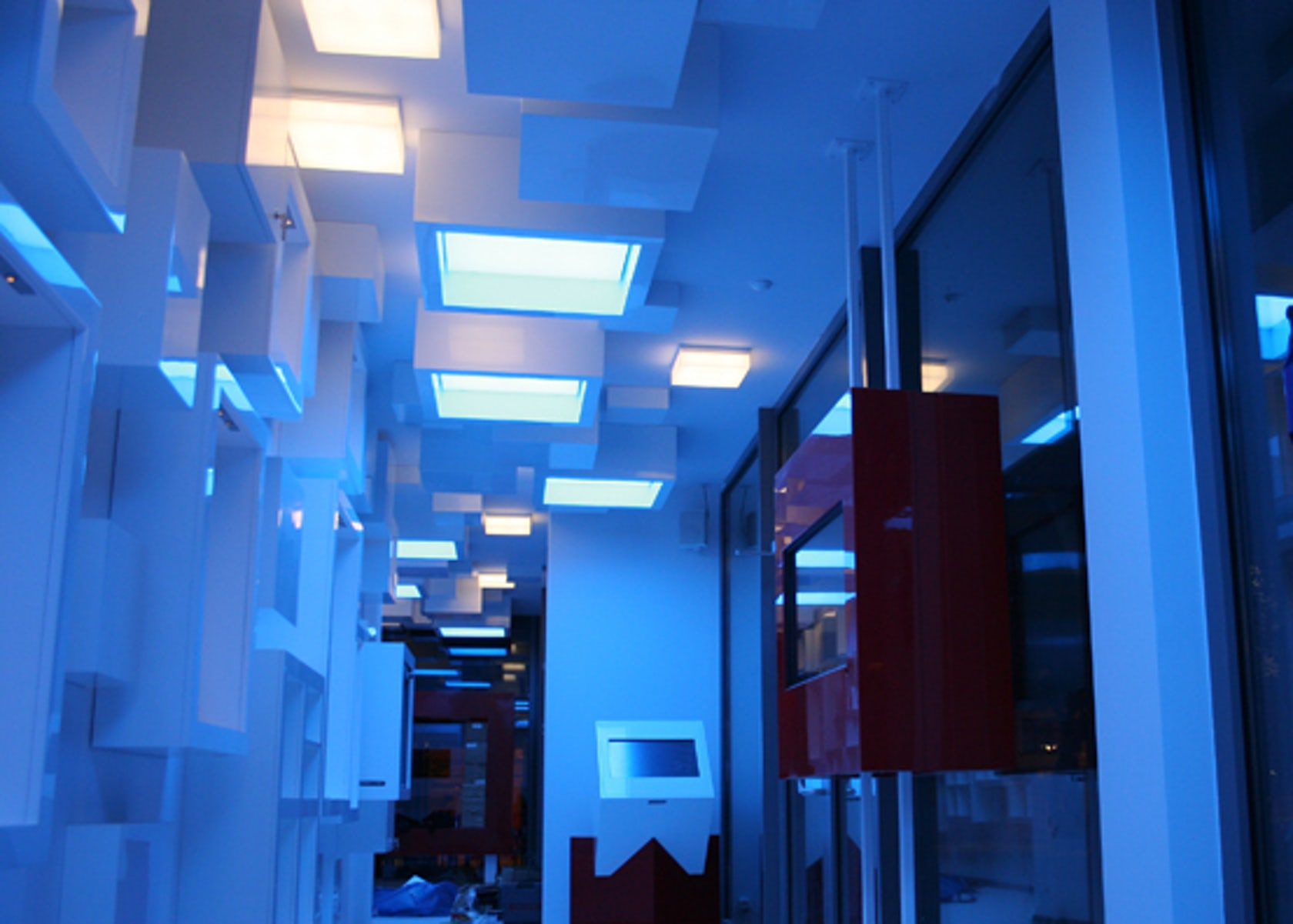 zumtobel lighting gmbh architizer. Black Bedroom Furniture Sets. Home Design Ideas