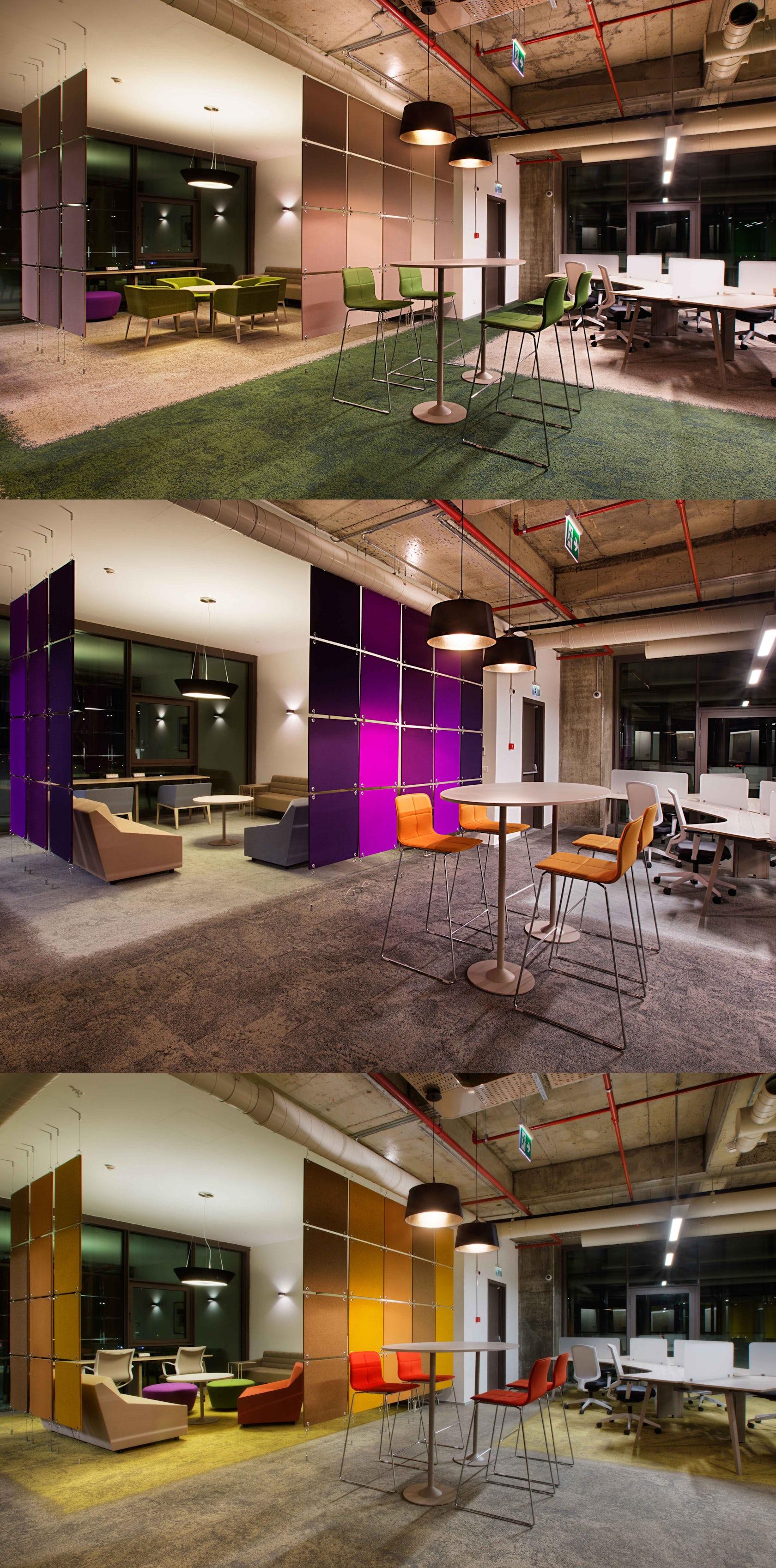 Deloitte Turkey Headquarters Office Architizer
