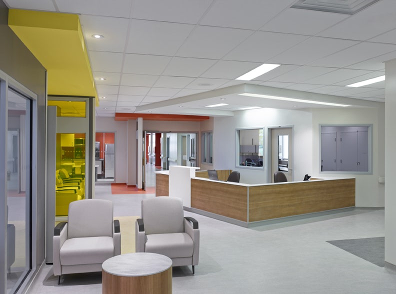 Southwest Centre For Forensic Mental Health Care Architizer