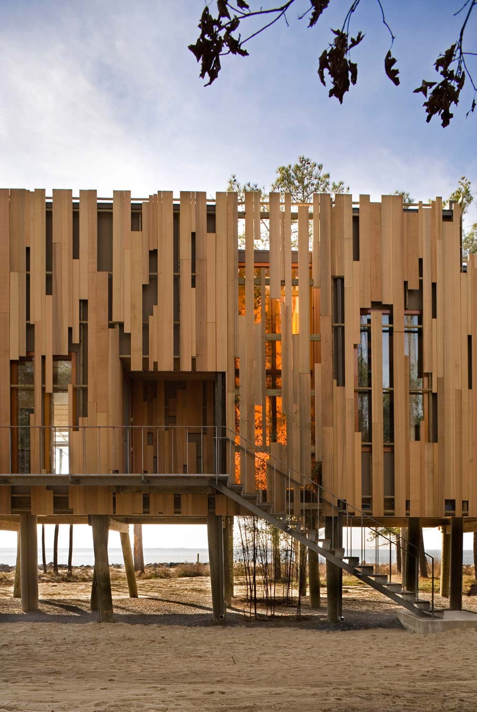 Loblolly House Architizer