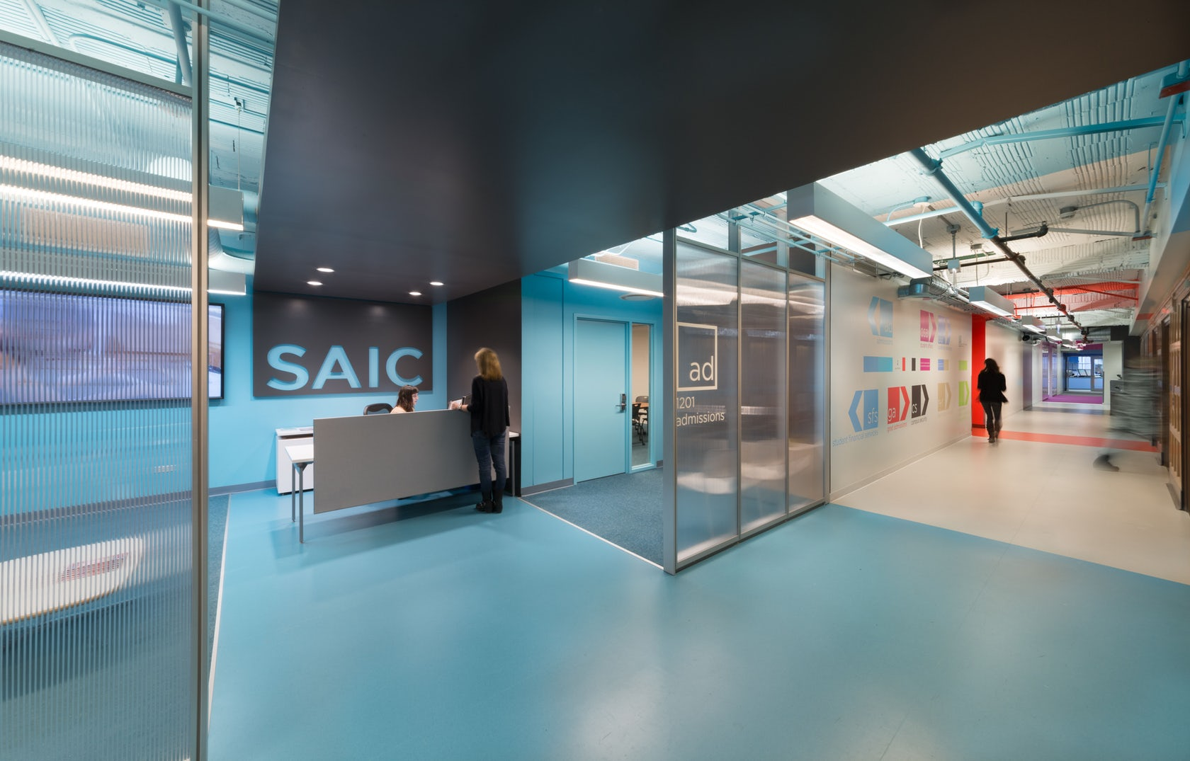 The school of the art institute of chicago saic for New york school of interior design acceptance rate