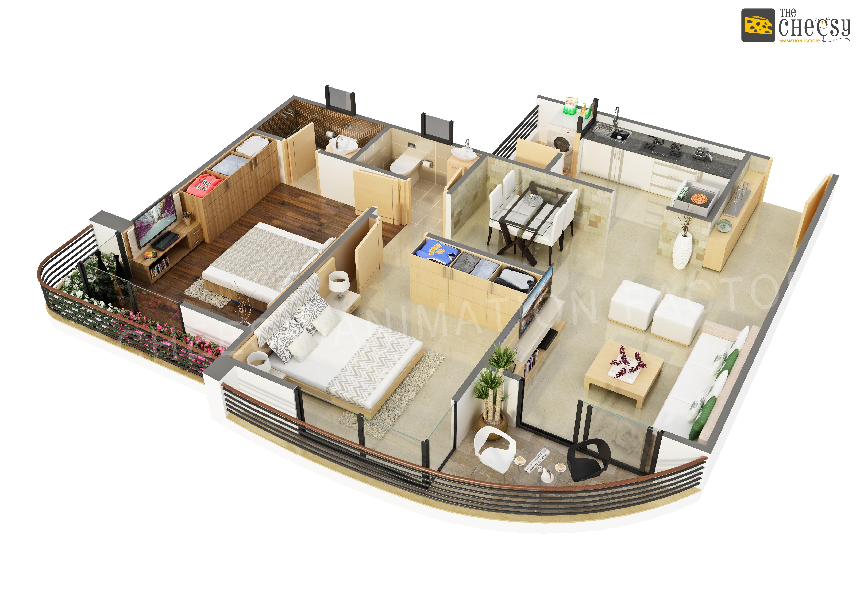 Designs floor plans