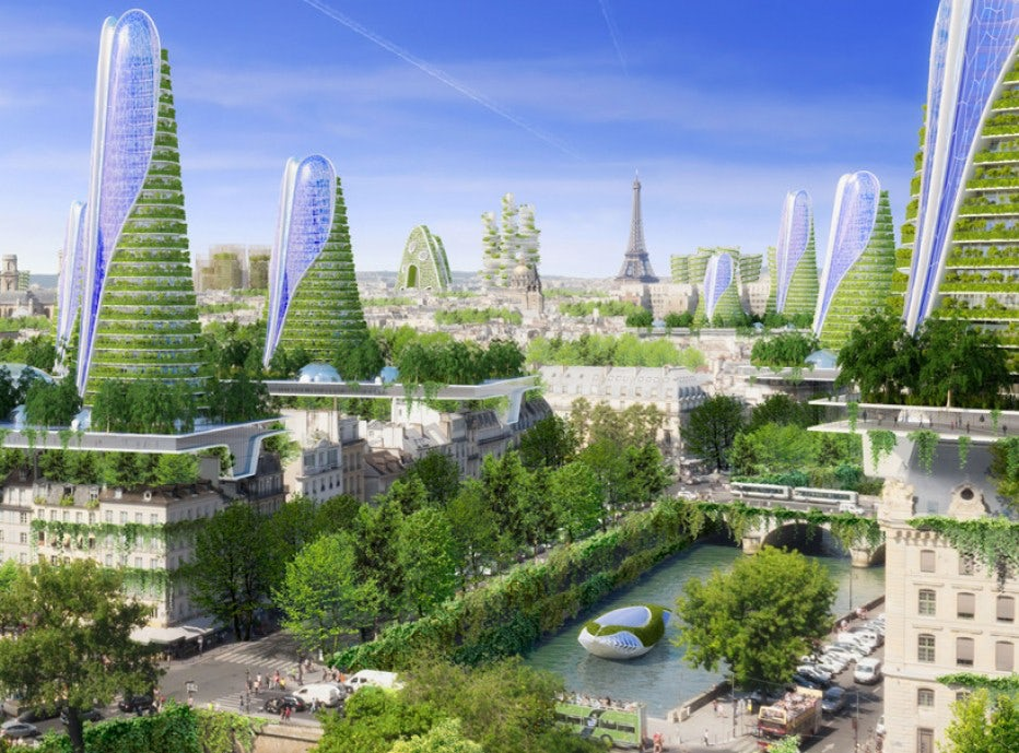 Dreamscapes: 8 Architectural Visions for the Future of Cities