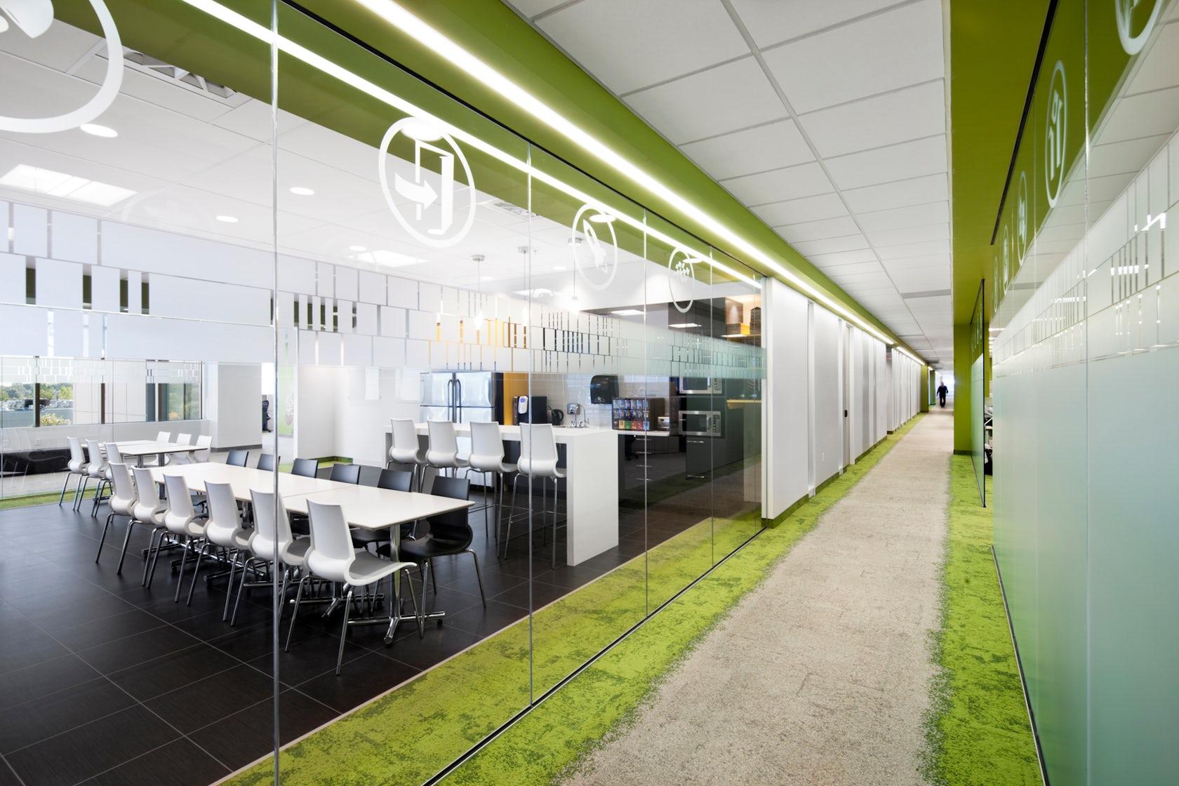 Merck Canada Inc. Montreal Headquarters - Architizer