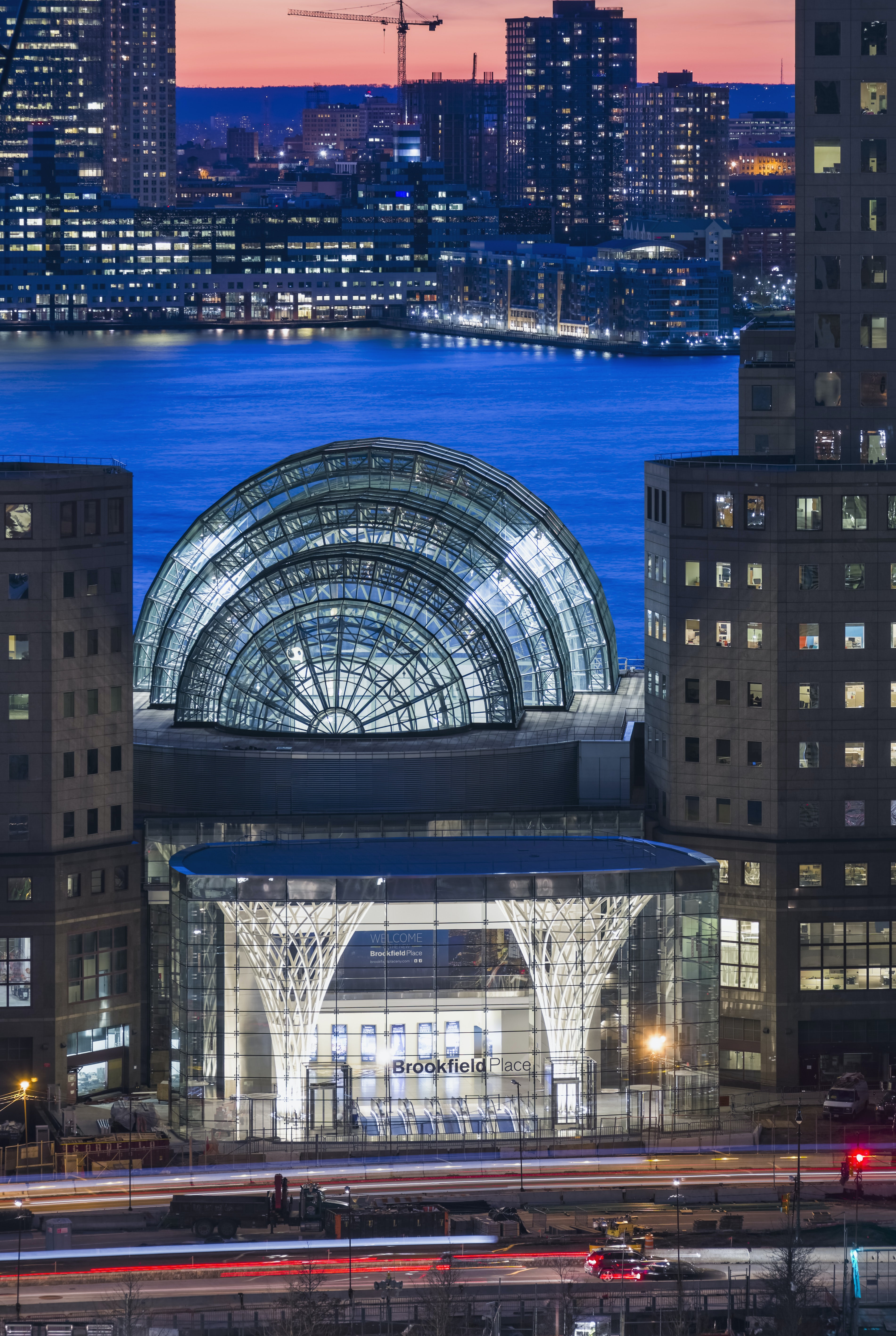 the pavilion at brookfield place on architizer