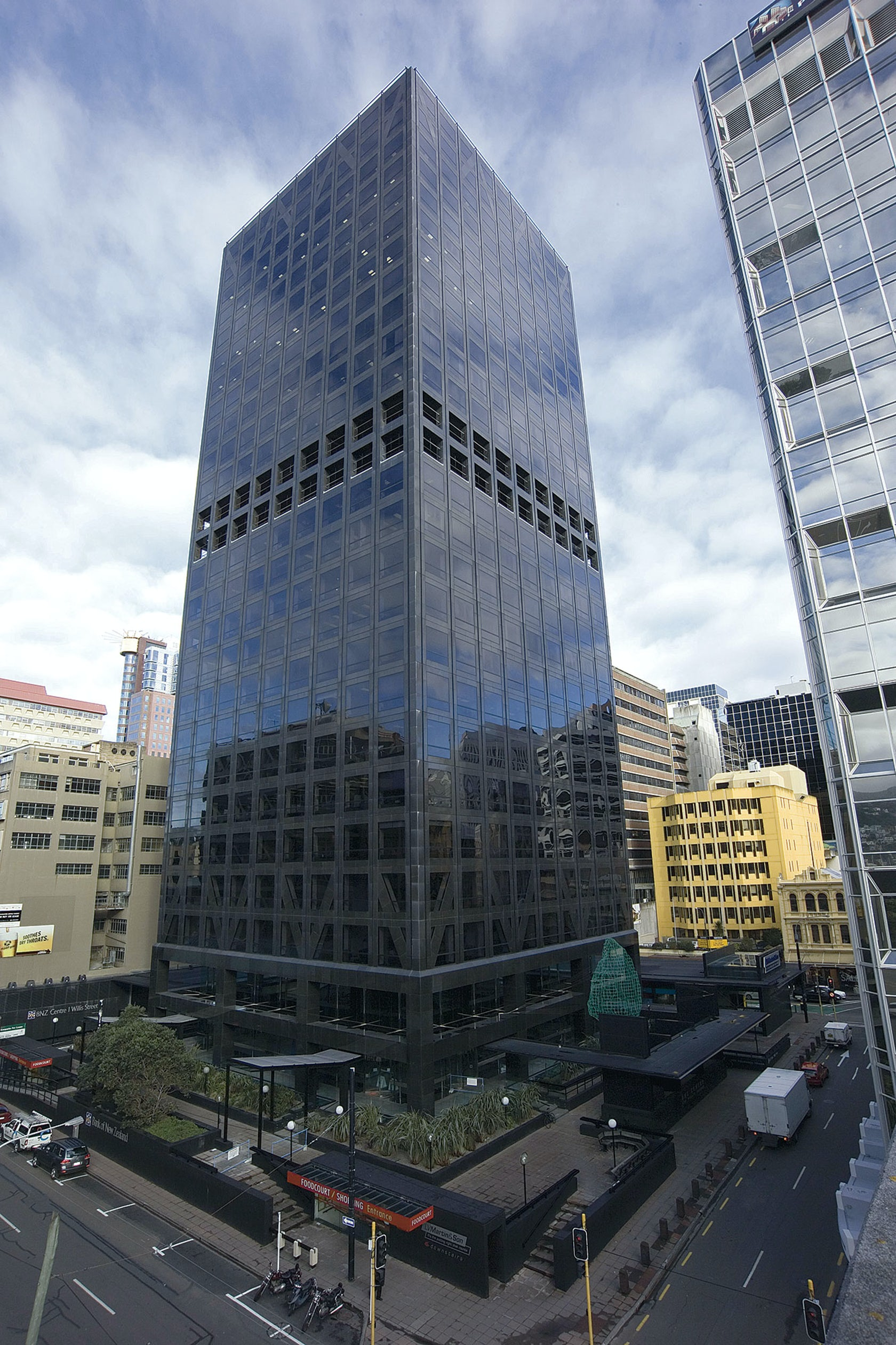 State insurance building wellington architizer for House construction insurance