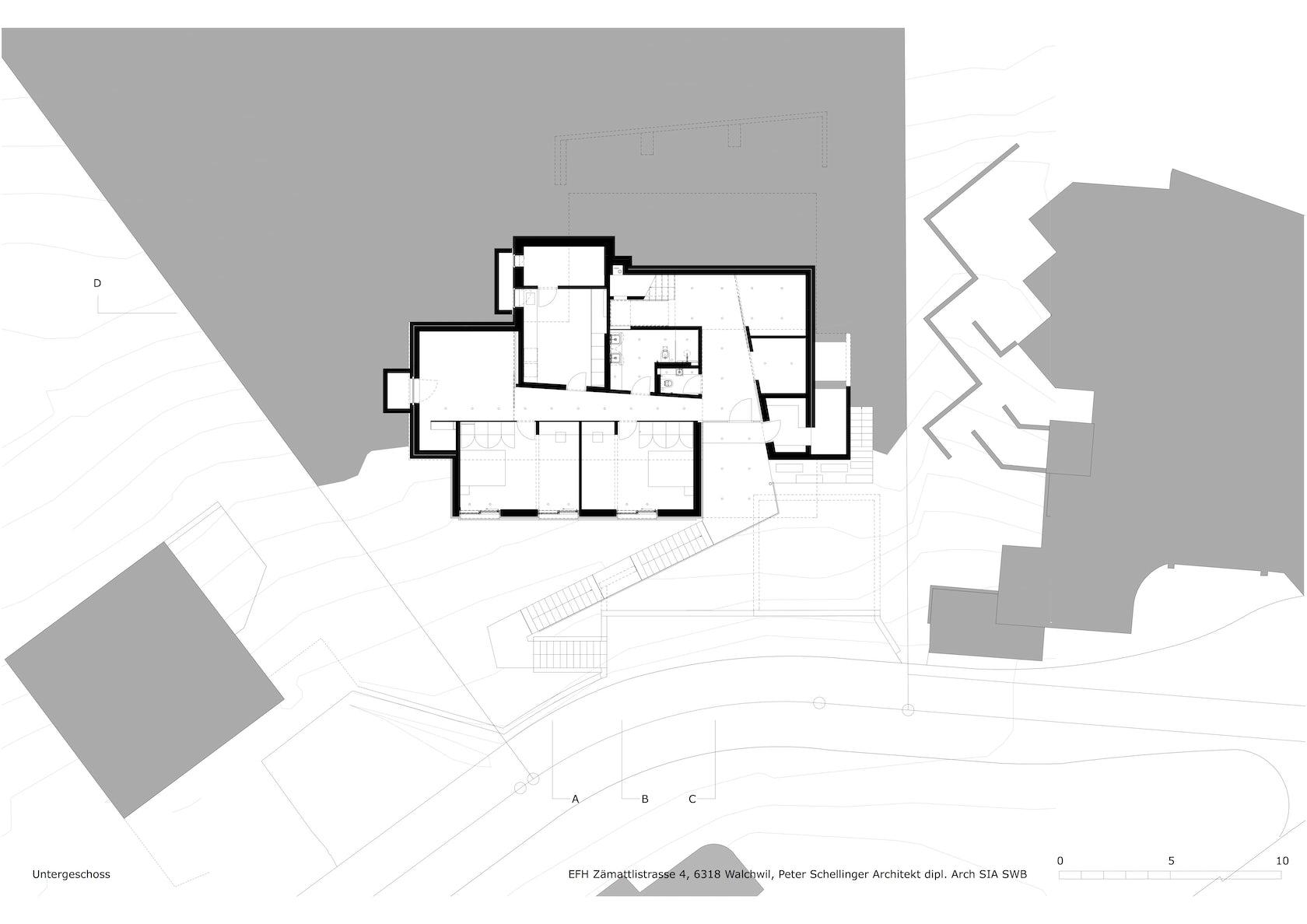 House S By Peter Schellinger Architekt Sia Swb Architizer
