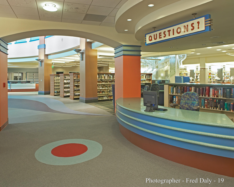 RCCC Interior Library Information Desk q=60&auto=format press&cs=strip&w=1680