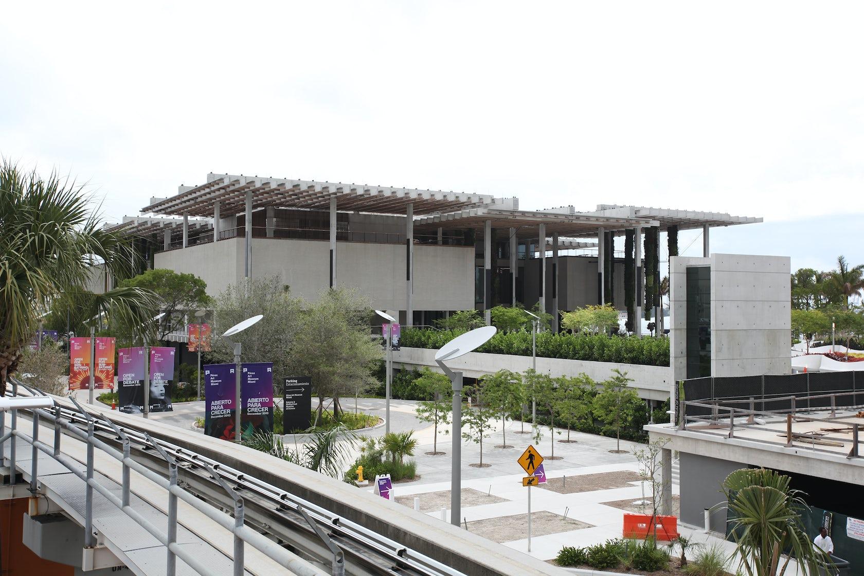 Perez Art Museum Miami Pamm Architizer