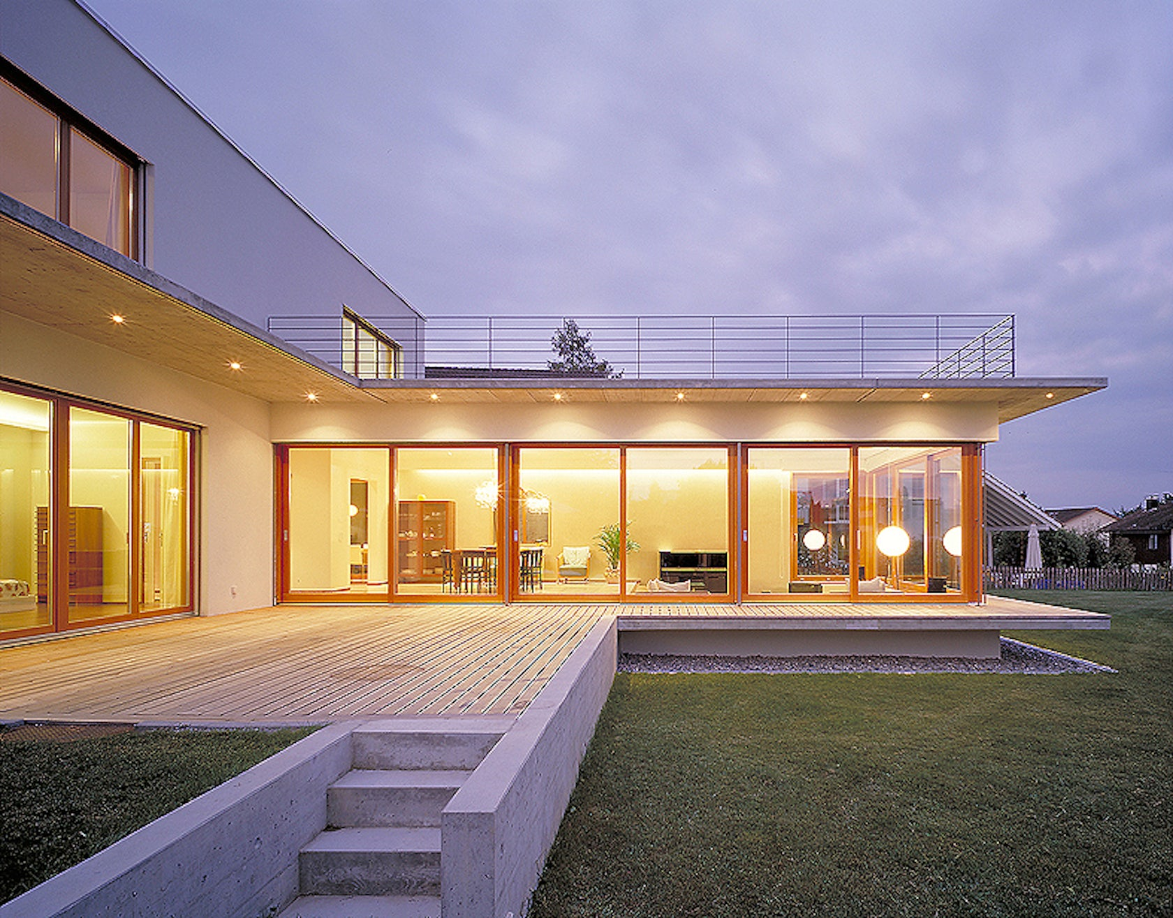Contemporary house gold coast architizer for Modern house zurich