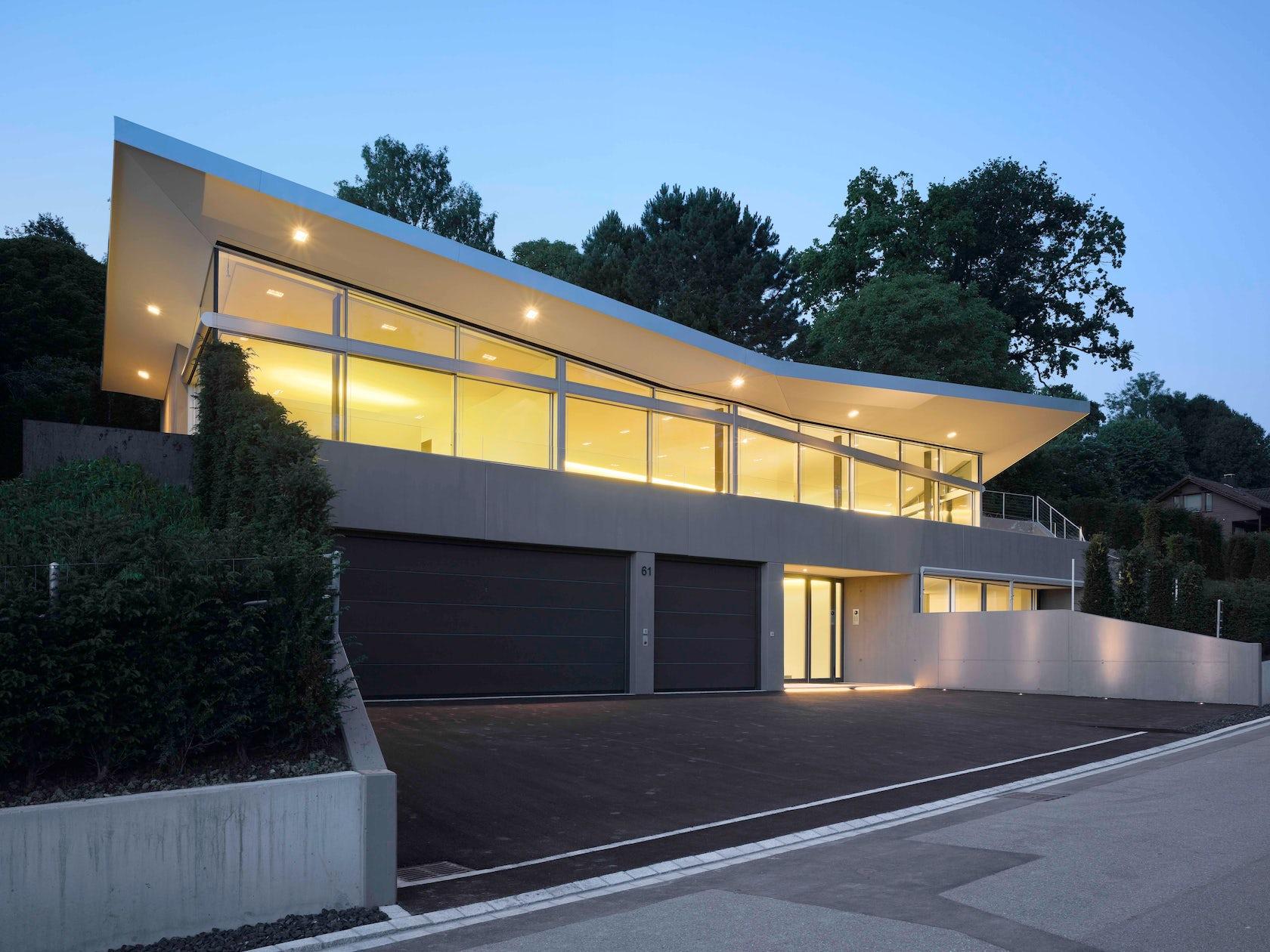 Pavilion house gold coast zurich on architizer