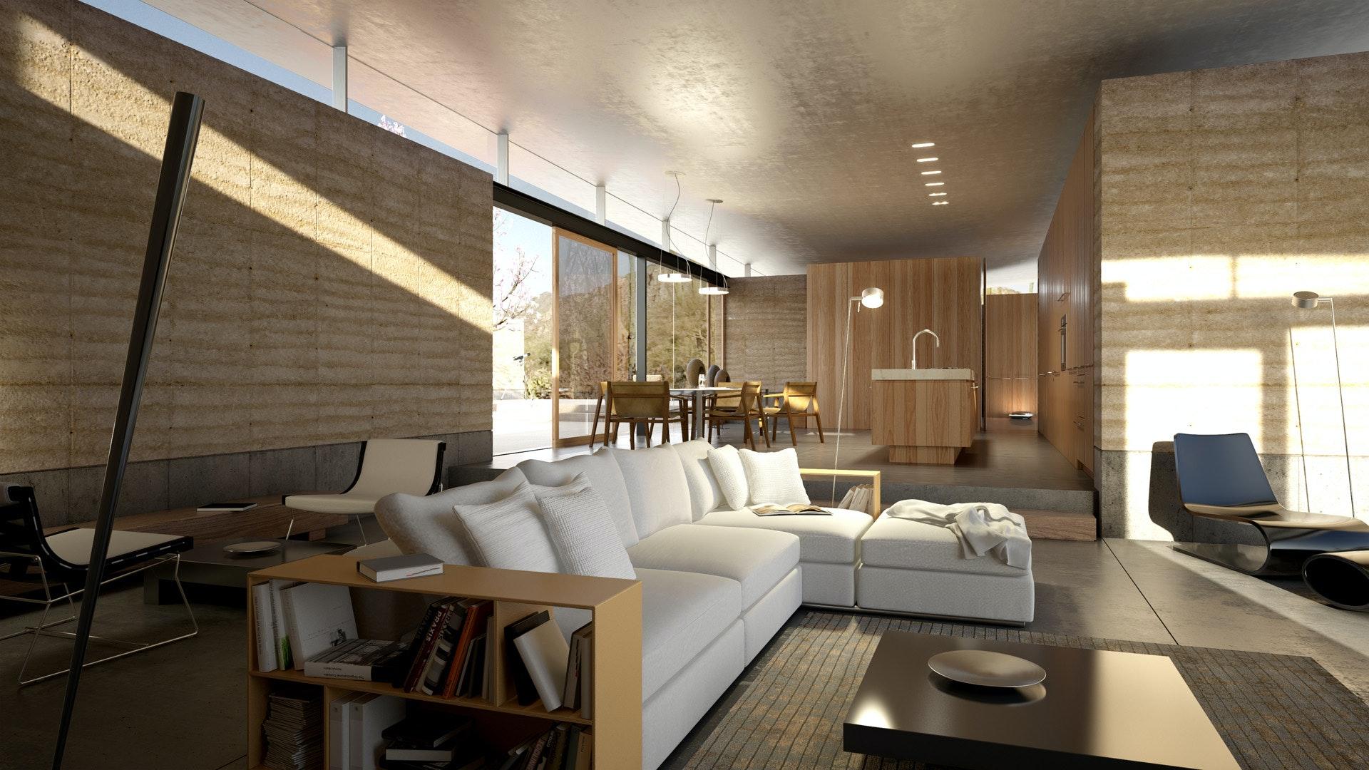 Avra verde house design