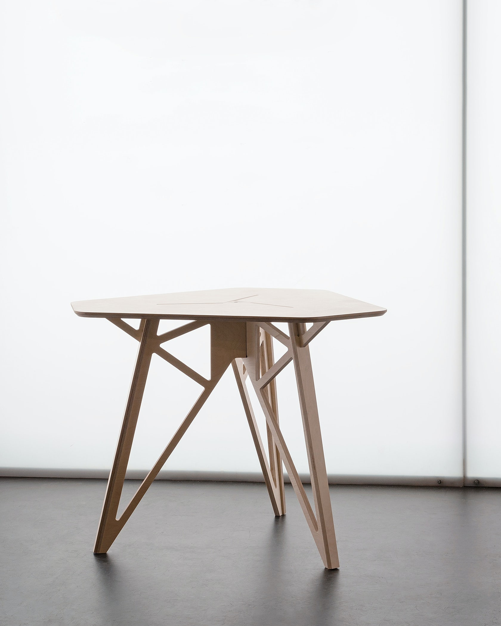 Half sheet table architizer for Table sheet design