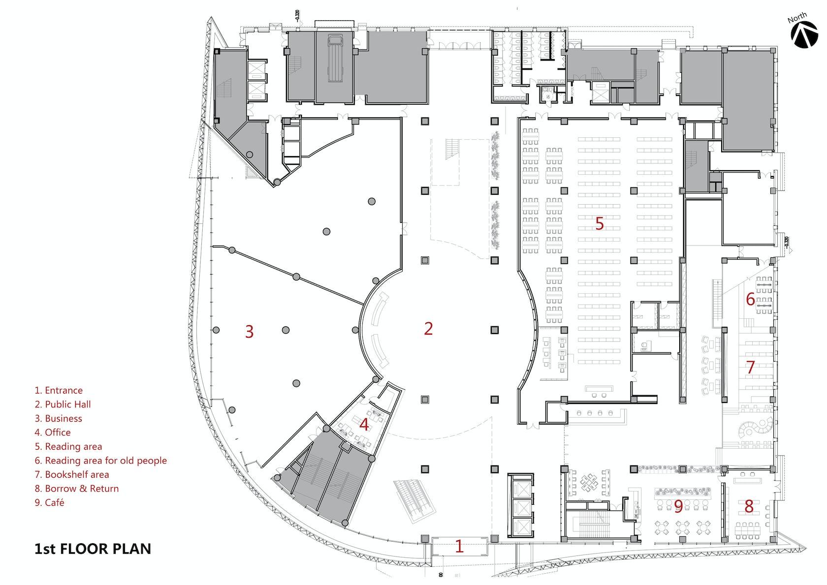 the metamorphosis of nanjing baiyunting food market architizer. Black Bedroom Furniture Sets. Home Design Ideas
